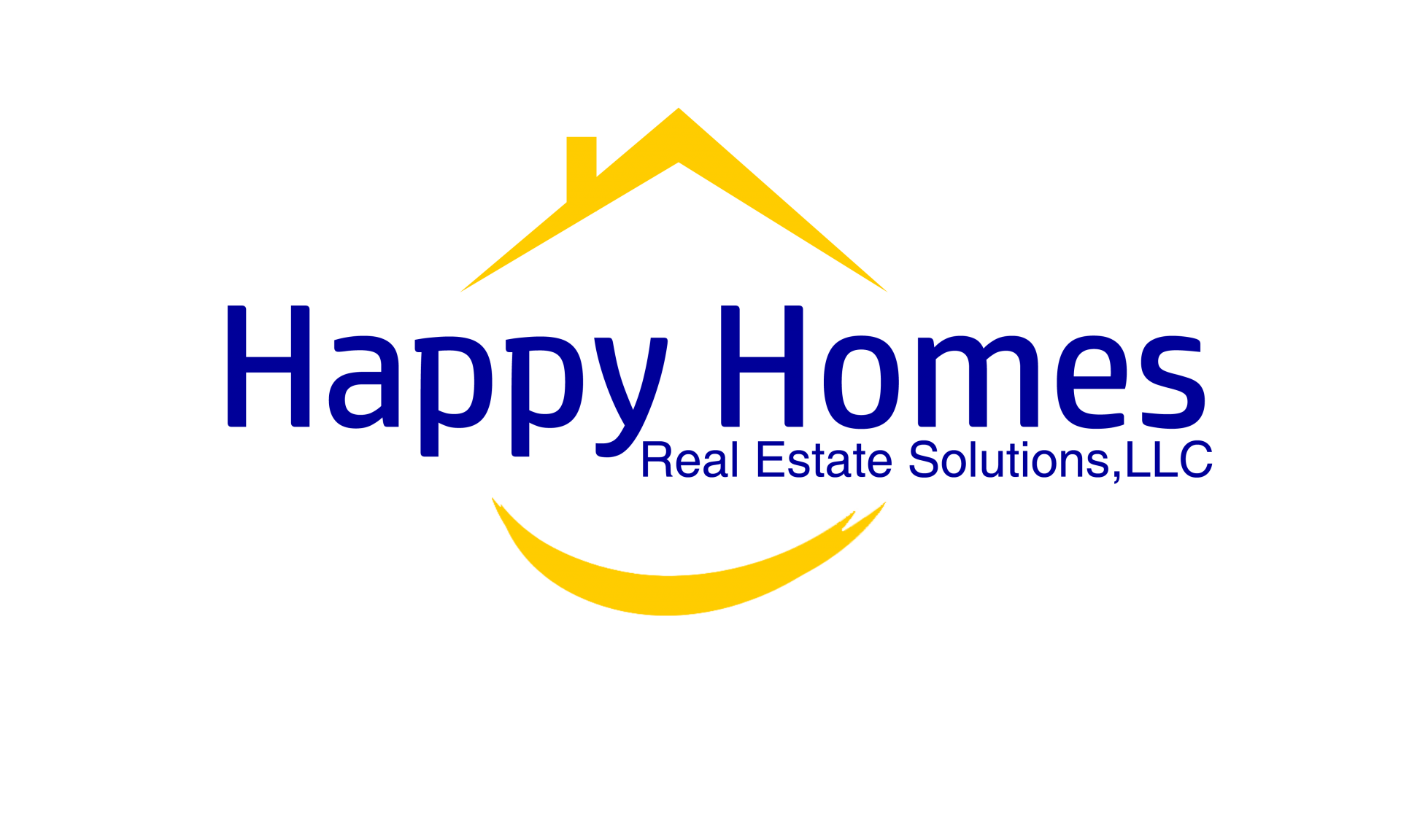 Happy Homes Real Estate Solutions, LLC  logo