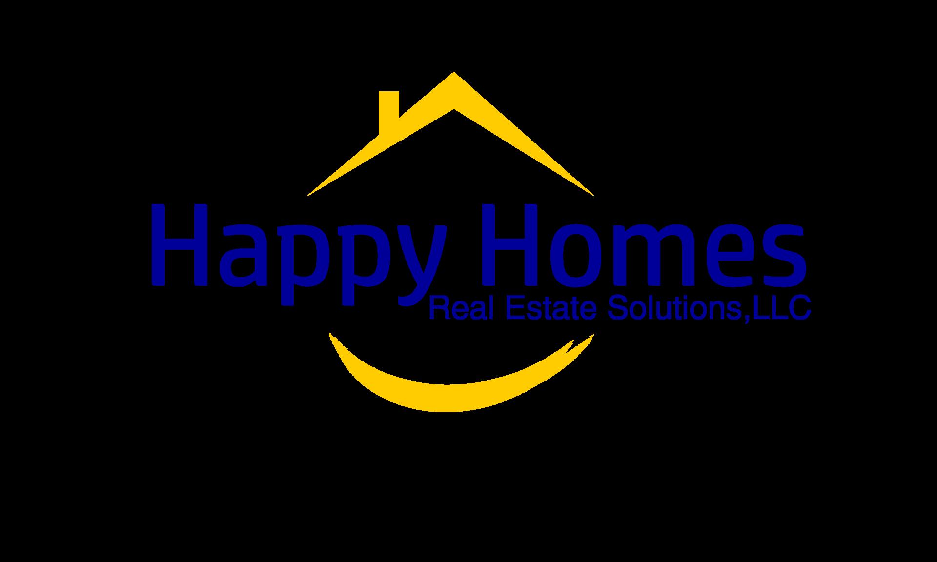 Happy Homes Real Estate Solutions, LLC  logo