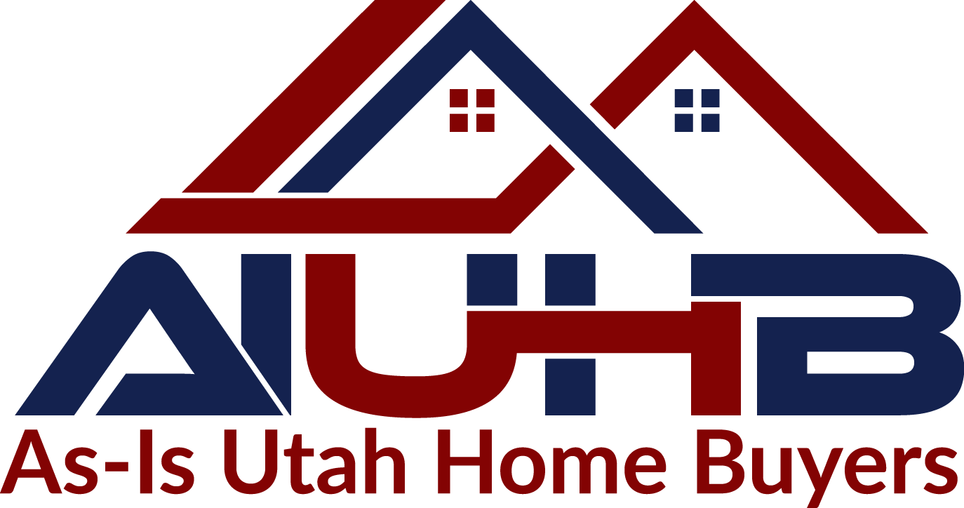 AS IS UTAH HOME BUYERS  logo