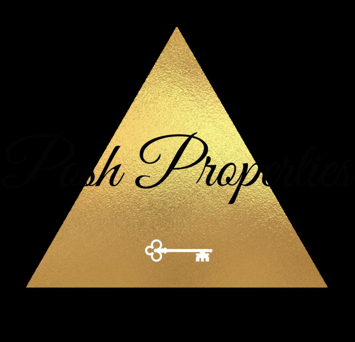 Posh Properties logo