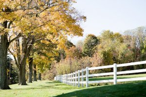 Fence on horse property for sale Loudoun County VA