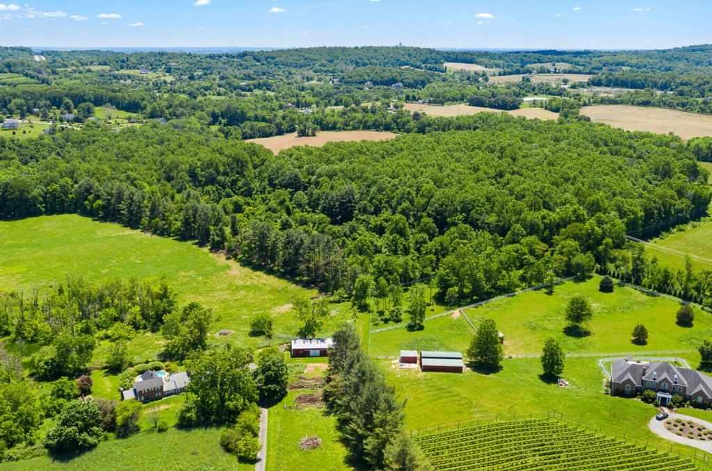 Land for sale in western Loudoun County VA