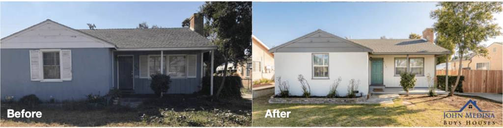 Before and After Downey CA