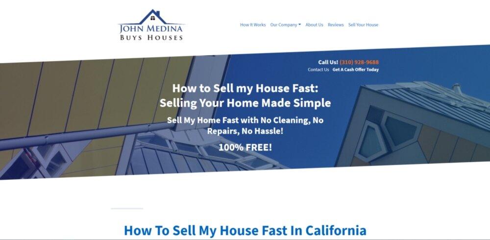 Cash Home Buyerss in Los Angeles | John Medina Buys Houses