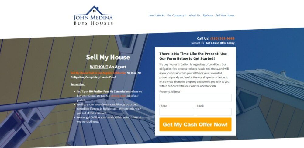 Sell Your House Fast in Los Angeles | John Medina Buys Houses