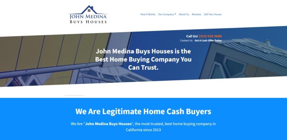 About John Medina Buys Houses