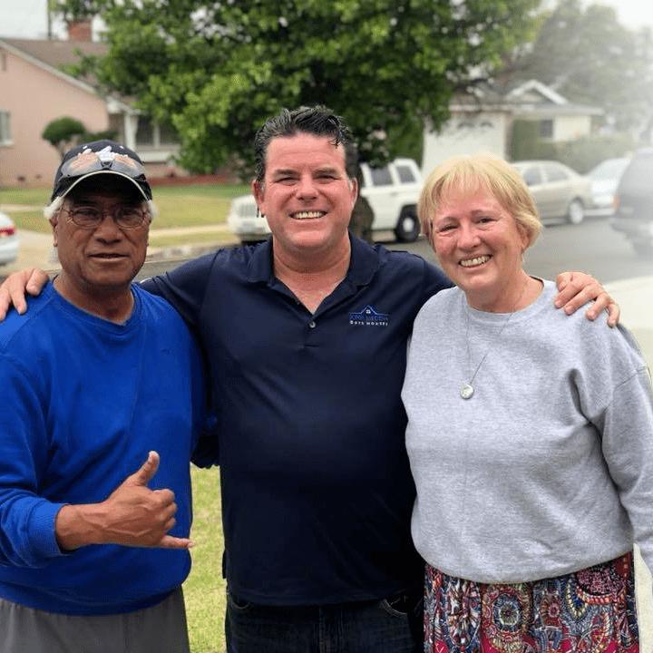 Nancy & Rowen T. | John Medina Buys Houses