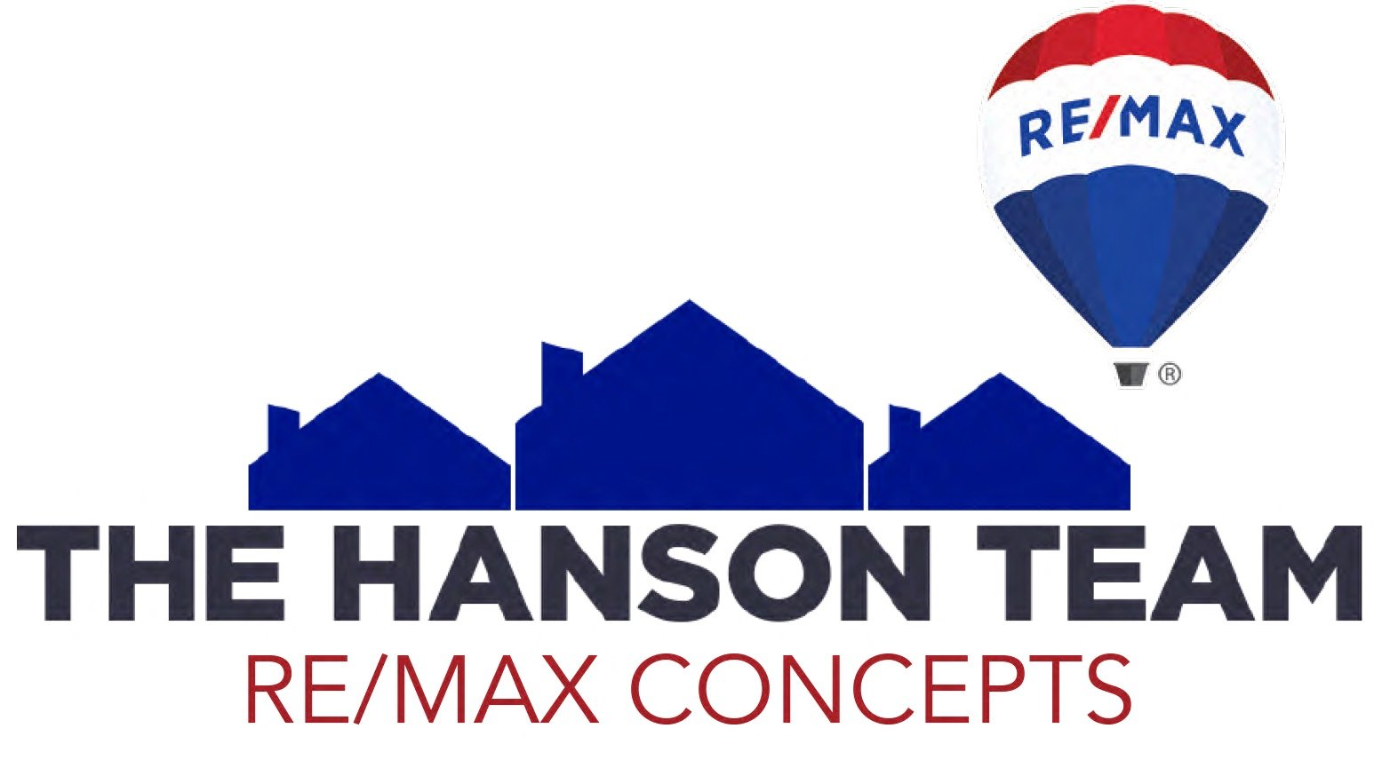 The Hanson Team RE/MAX Concepts logo