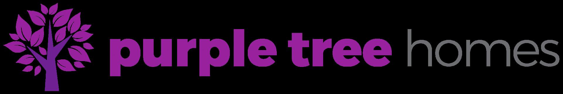 Purple Tree Homes logo