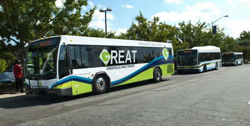 GREAT Bus for disabled family member in greenville nc