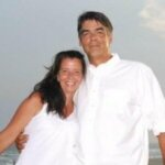 pitt home buyers testimonial picture of mary and jeff on the beach