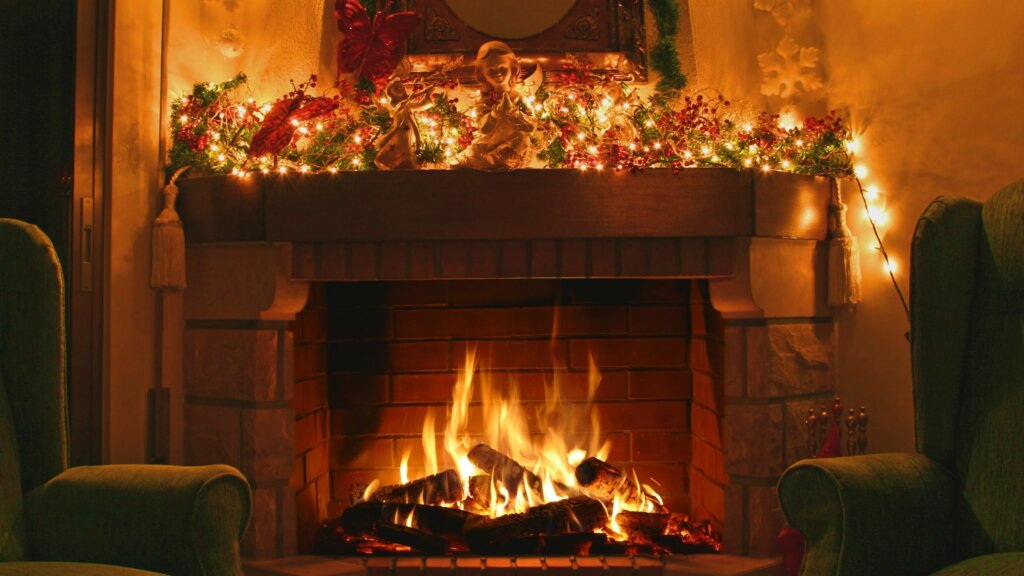 Decorating your fireplace is a great way to help you sell your house fast in Greenville NC