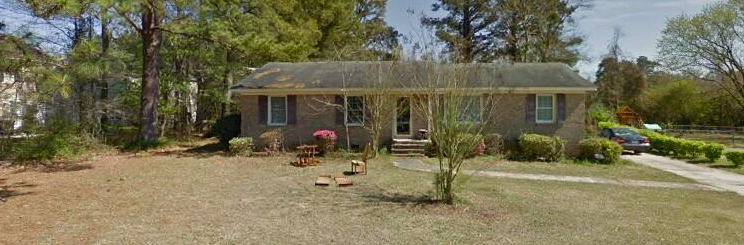 brick house illustrating how home sales fall through in greenville nc