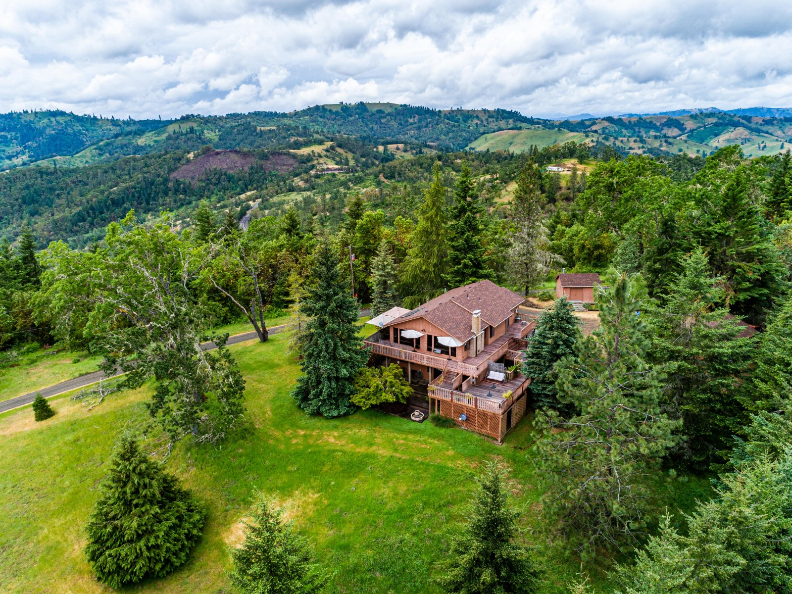 Roseburg Oregon Home For Sale