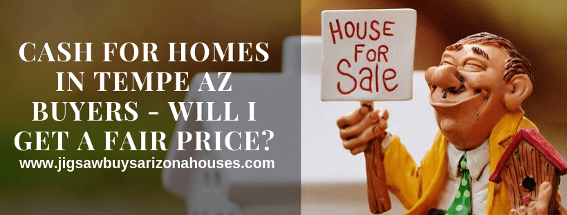 Cash for Homes in Tempe AZ Buyers