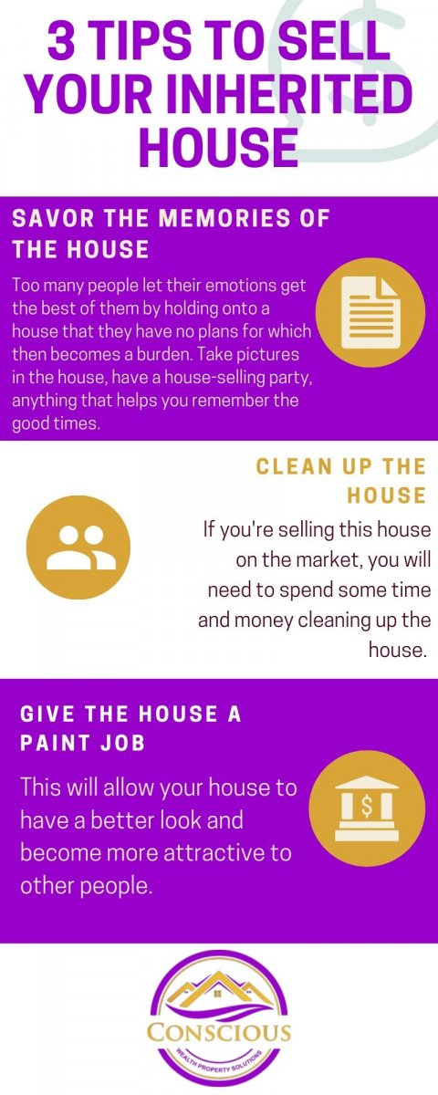 Selling Inherited Property: 3 Tips to Sell your Inherited Home in Tacoma