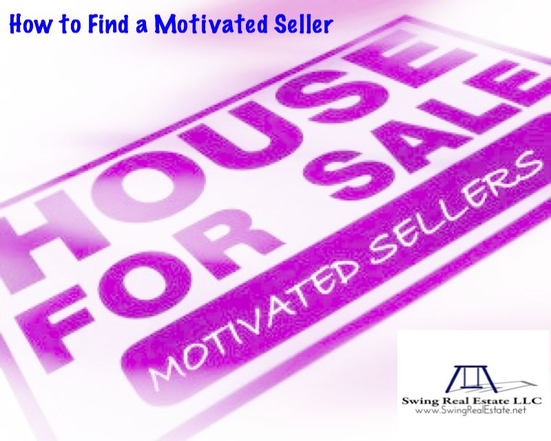 How to Find a Motivated Seller - Real Estate Investor