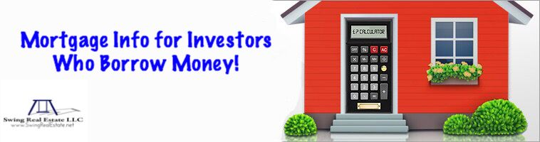 investors who borrow money - we buy houses NC