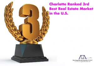 Charlotte Real Estate Market - 3rd in the US