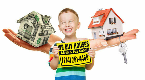 We Buy Houses Dallas for Fast Cash