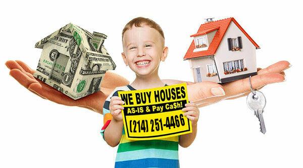 We Buy Houses Melissa for Fast Cash