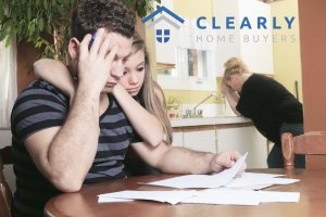 stay in home during a foreclosure