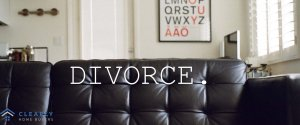divorce with property involved