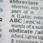 Real Estate Vocabulary Dictionary