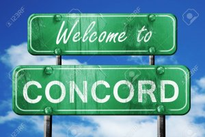 We can buy your Concord House sign