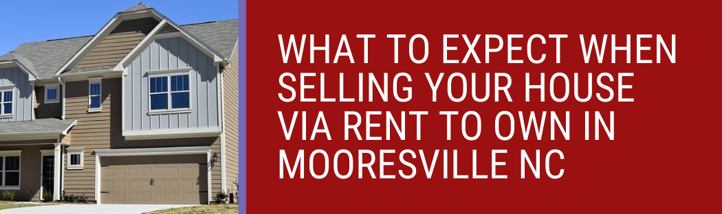 We buy houses in Mooresville NC