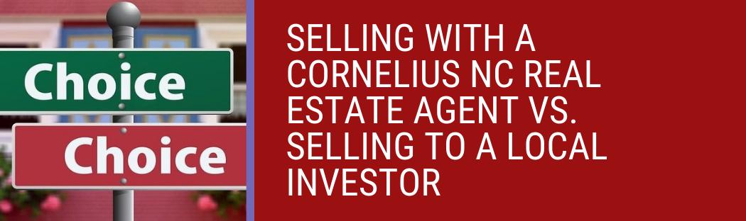 We buy houses in Cornelius NC