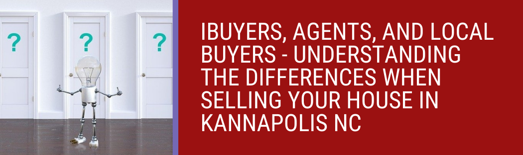 Sell your house in Kannapolis NC