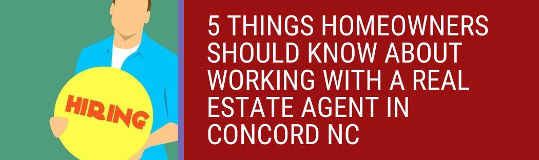 We buy houses in Concord NC