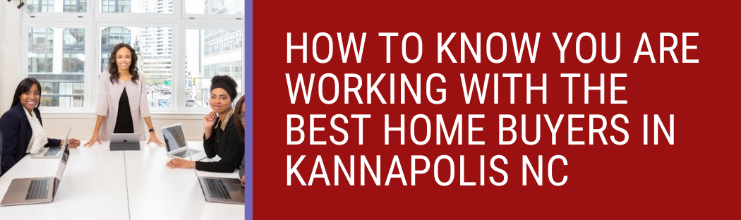 We buy houses in Kannapolis NC