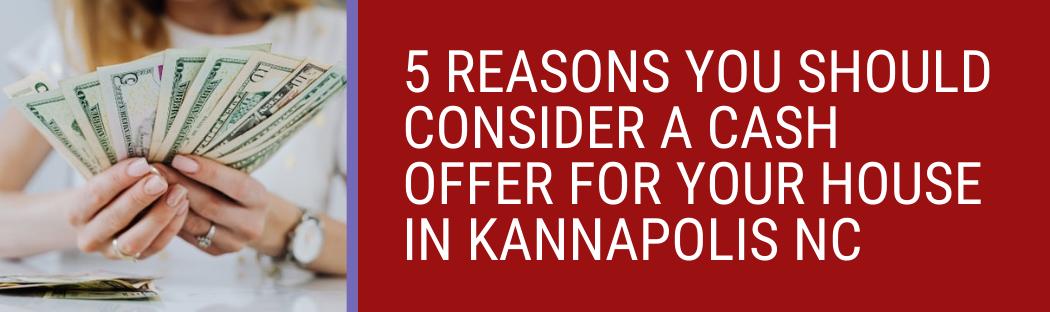 We buy houses in Kannapolis NC
