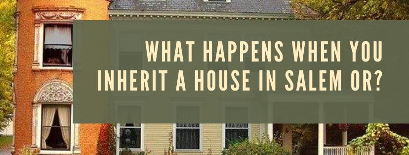 We buy houses in Salem OR
