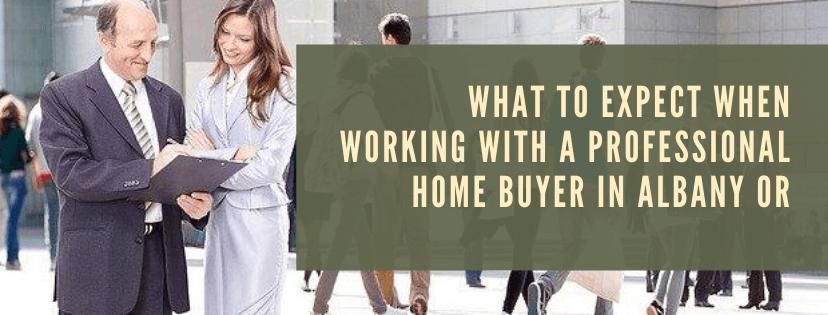 We buy houses in Albany OR