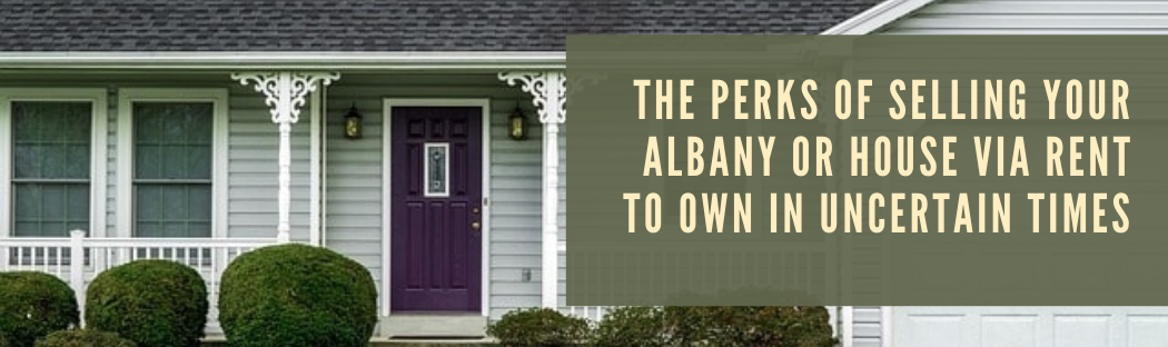 We buy houses in Albany OR
