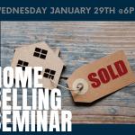 FREE Seattle Home Selling Seminar 1.29.20