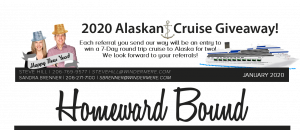 Homeward Bound January 2020