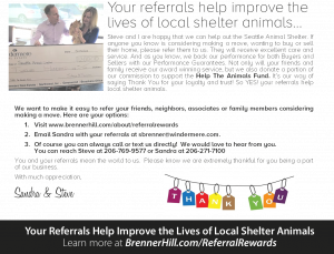 Donate to the Seattle Animal Shelter