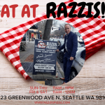Razzis Pizzeria Greenwood Seattle