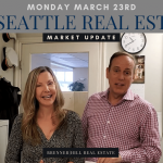 Monday NW Seattle Real Estate Market Update 3.23.20