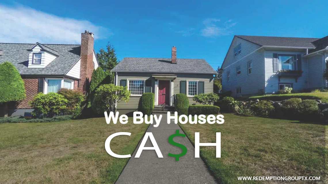 We Buy Houses For Cash In Houston