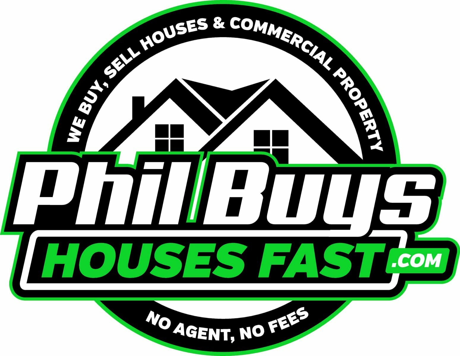 Phil Buys Houses Fast   logo