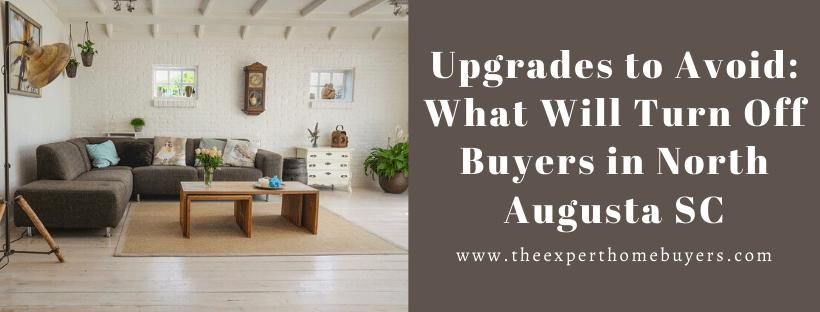 We buy houses in North Augusta SC