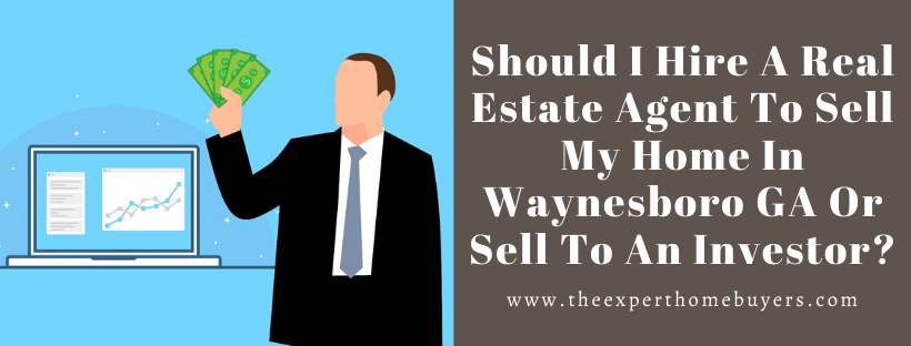 We buy houses in Waynesboro GA