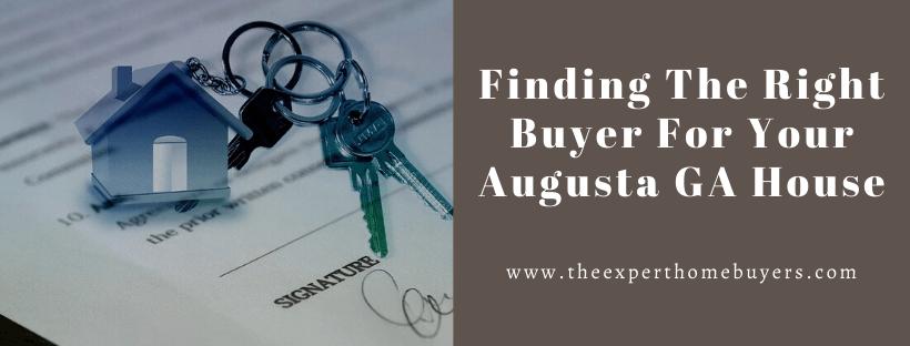 We buy houses in Augusta GA