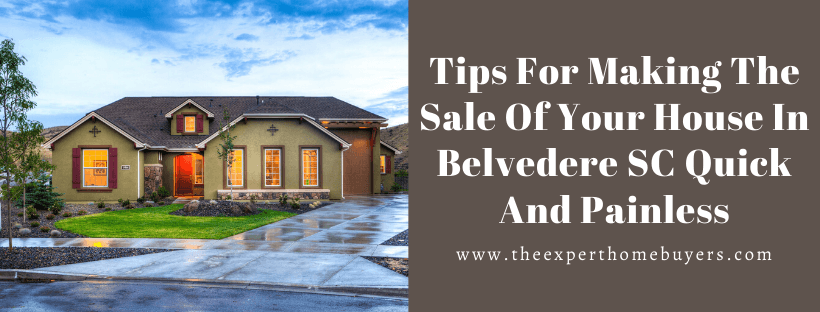 We buy houses in Beldevere SC