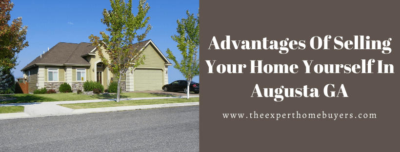 Sell your house in Augusta GA